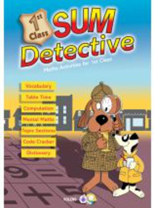 Sum Detective 1st Class Folens