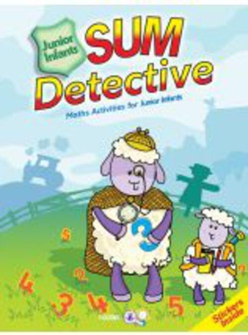Sum Detective Junior Infants Folens