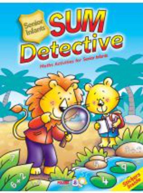 Sum Detective Senior Infants Folens