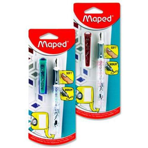 Maped Classic Fountain Pen & Cartridges