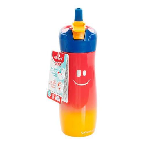 Maped Picnik Concept Kids 580ml Water Bottle - Pink