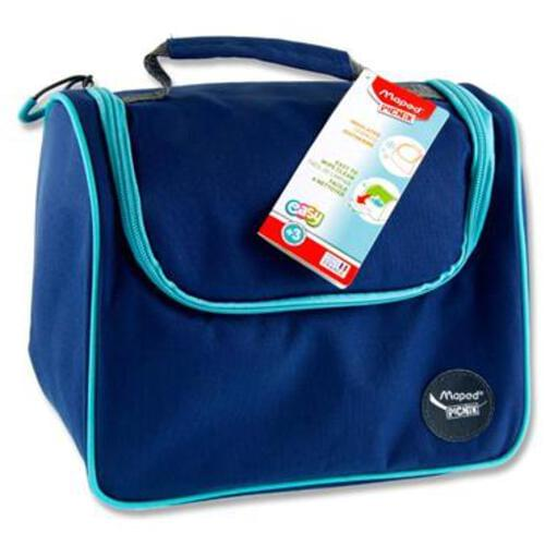 Picnik Origins Lunch Bag - Blue/Green