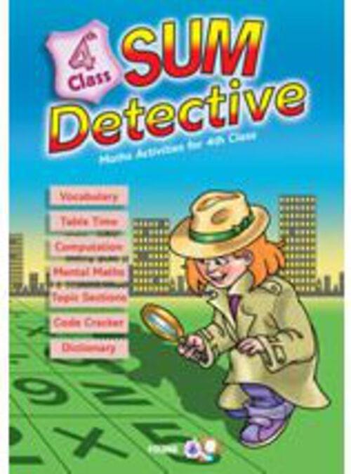 Sum Detective 4th Class Folens