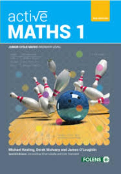 Active Maths 1 - 2nd Edition (Text & Student Log)