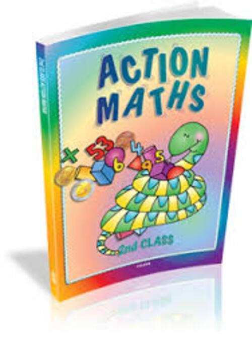 Action Maths 2nd Class Folens