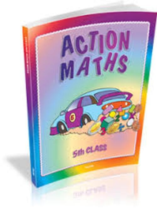 Action Maths 5th Class Folens