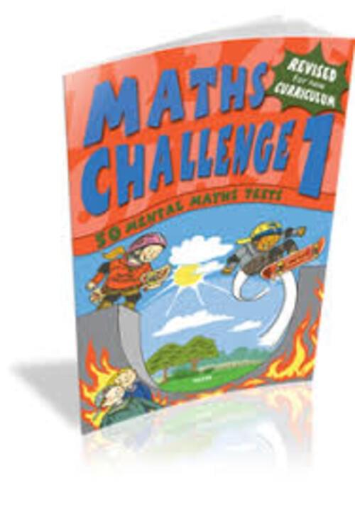 Maths Challenge 1st Class Folens