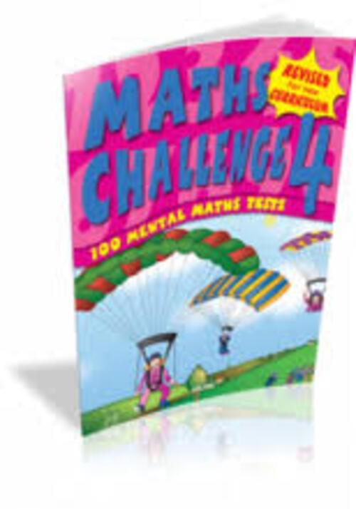 Maths Challenge 4th Class Folens