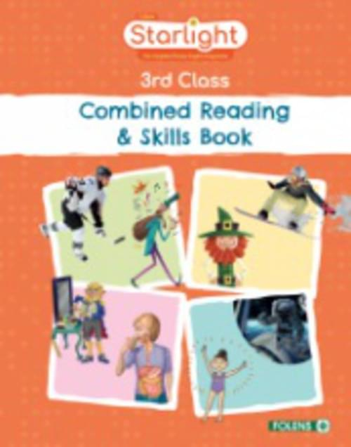 Starlight Combined Reading and Skills Book 3rd Class