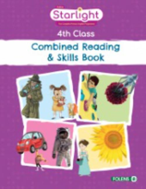 Starlight Combined Reading and Skills Book 4th Class