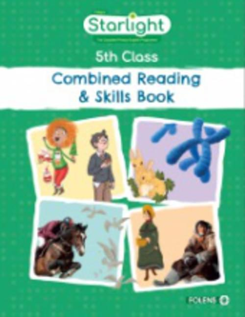 Starlight Combined Reading & Skills Book 5th Class