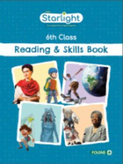 Starlight Combined Reading & Skills Book 6th Class