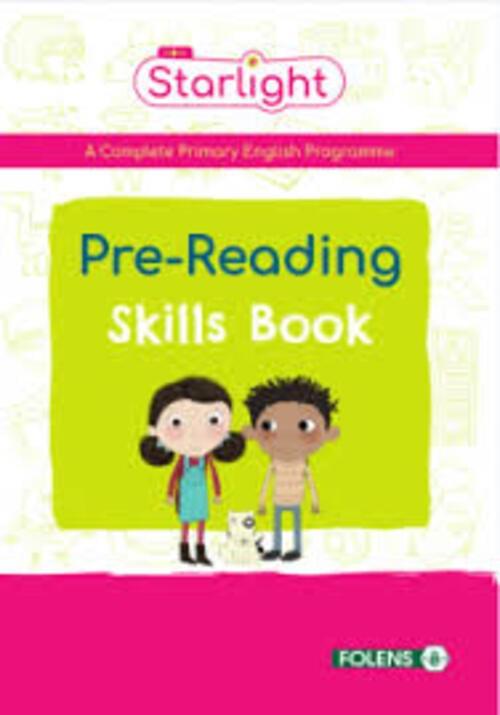 Starlight Junior Infants Pre Reading Skills Book
