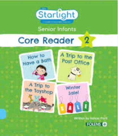 Starlight Senior Infants Core Reader 2