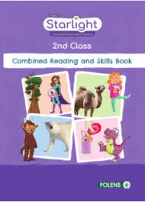 Starlight 2nd Class Combined Reader & Skills Book