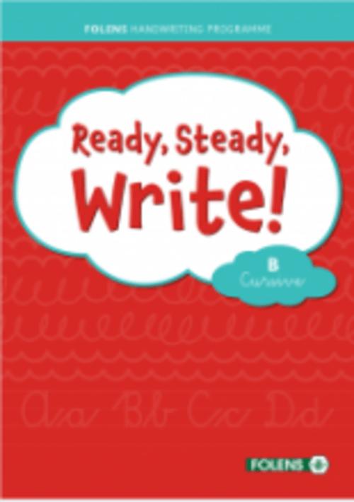 Ready Steady Write! Cursive B Set