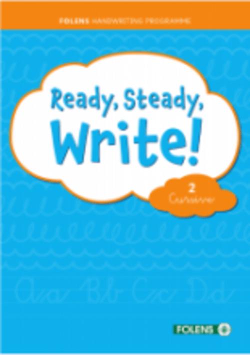 Ready Steady Write! Cursive 2