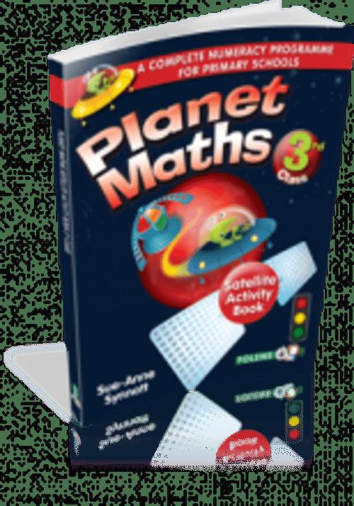 Planet Maths 3rd Class Satellite Activity Book