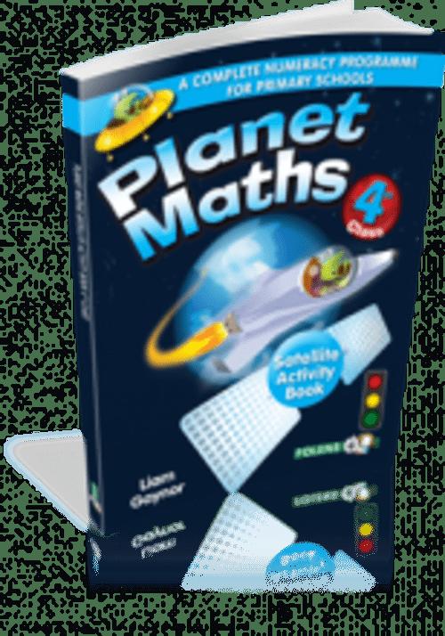 Planet Maths 4th Class Satellite Activity Book