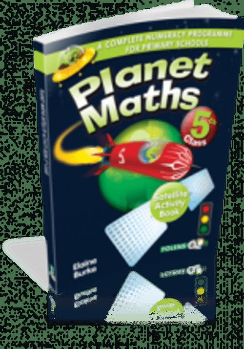 Planet Maths 5th Class Satellite Activity Book
