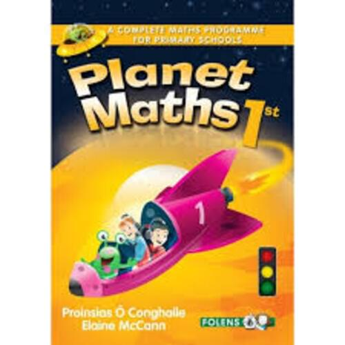 Planet Maths 1st Class Textbook Folens