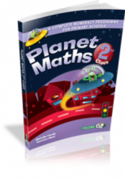 Planet Maths 2nd Class Textbook Folens