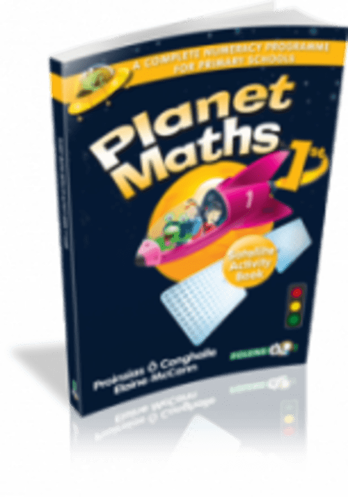 Planet Maths 1st Class Satellite Activity Book