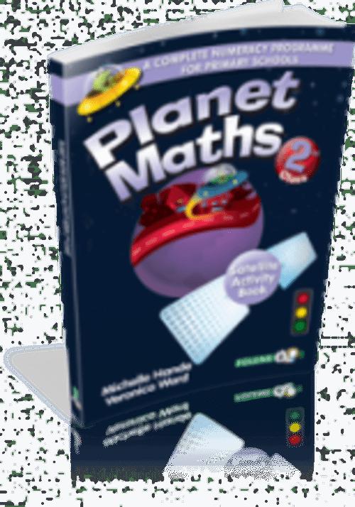 Planet Maths 2nd Class Satellite Activity Book