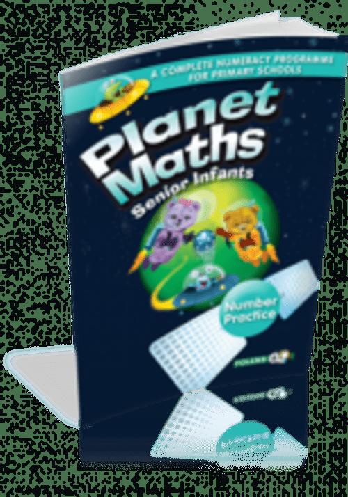 Planet Maths Senior Infants (Text & Workbook)