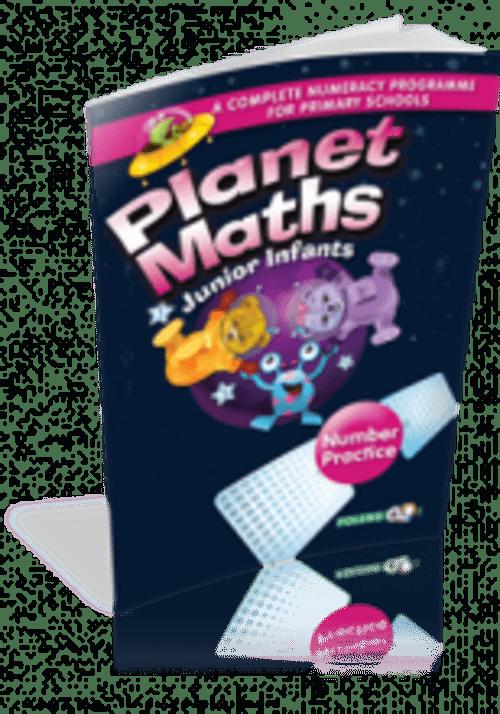 Planet Maths Junior Infants (Text & Workbook)