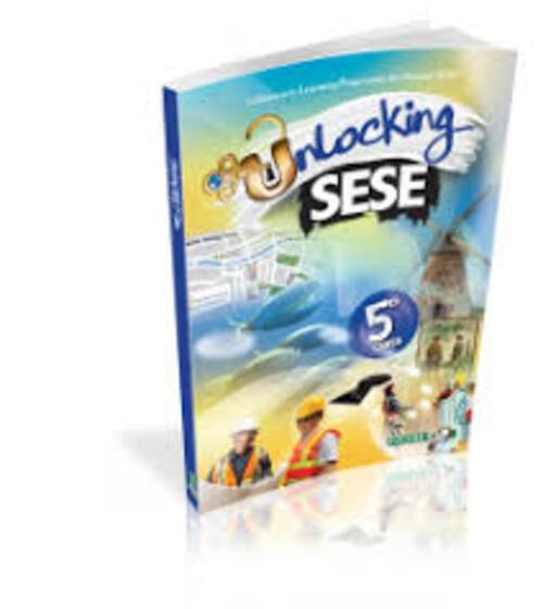 Unlocking SESE 5th Class Folens