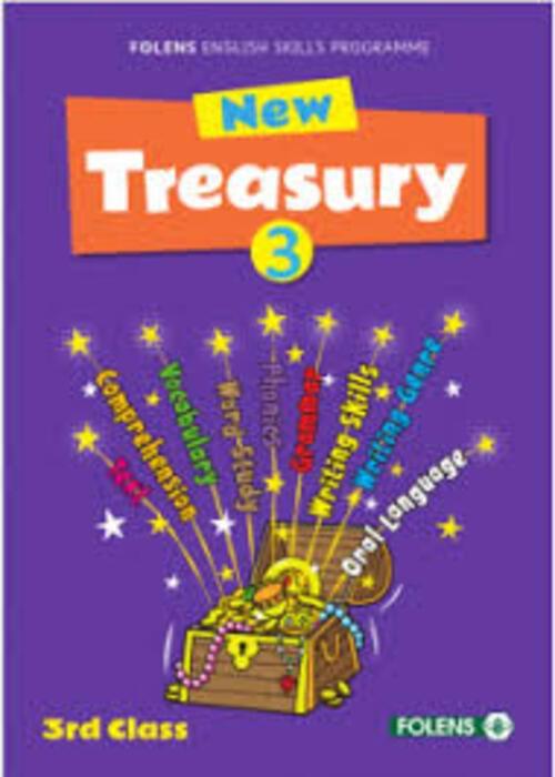 New Treasury 3rd Class