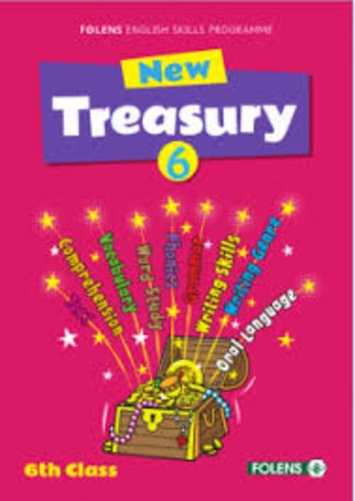 New Treasury 6th Class