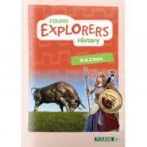 Explorers SESE (2020) History 3rd Class TB