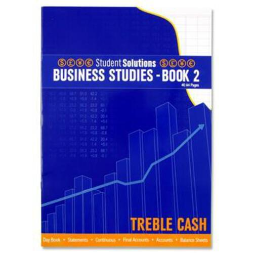 Student Solutions A4 40Pg Business Studies - Book 2