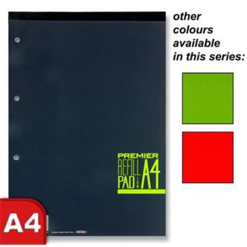 Premier A4 160Pg Refill Pad - Top Spectre