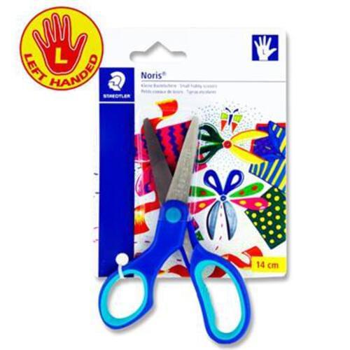 Staedtler Noris 14Cm Hobby Scissors - Left Handed
