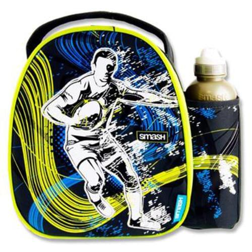 Smash S2 Case & 500Ml Bottle - Rugby