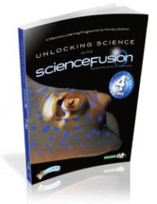Unlocking Science 4th Class Textbook Folens