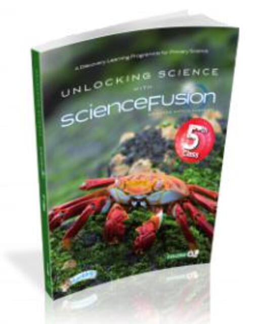 Unlocking Science 5th Class Textbook Folens