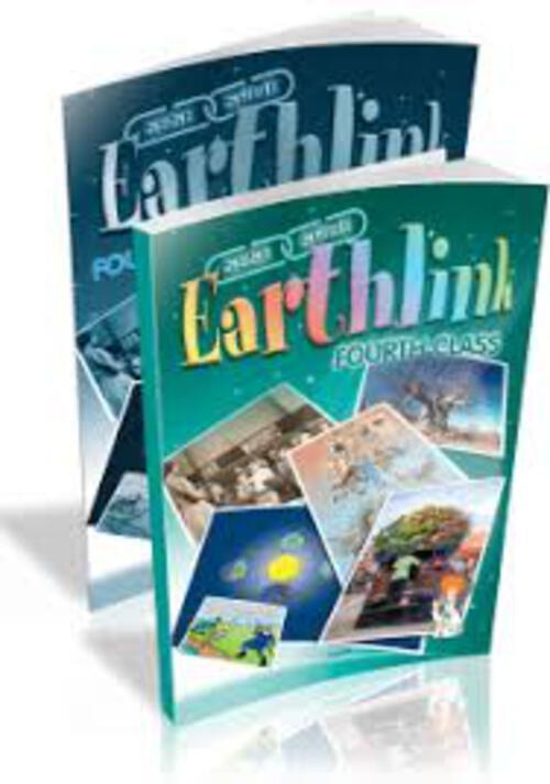 Earthlink 4th Class (Text & Workbook)