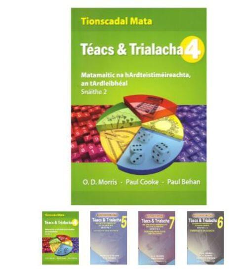 TEACS & TRIALACHA 4/5/6/7 A.T (pac)