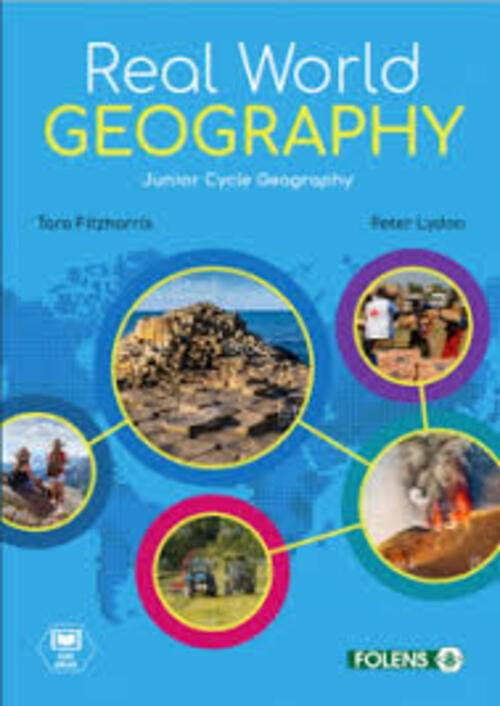 Real World Geography Set (Text & Student Learning Log)