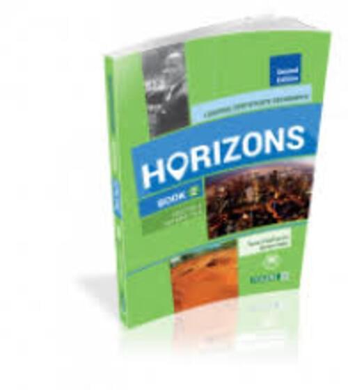 Horizons 2 (Elective 5, Options 7 & 8)