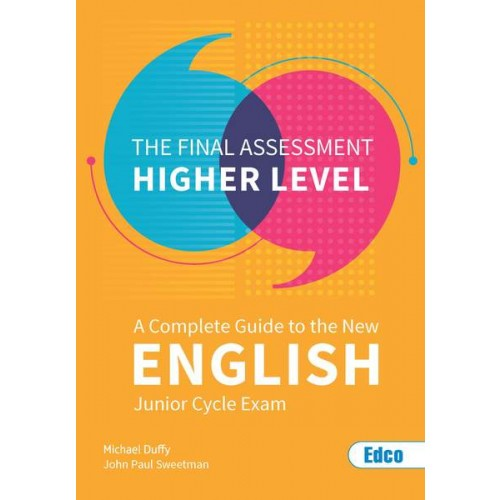 NEW THE FINAL ASSESSMENT-JUNIOR CYCLE ENG H/L