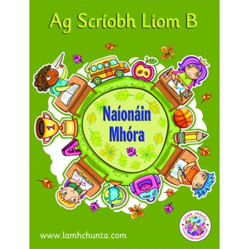 Ag Scriobh Liom B