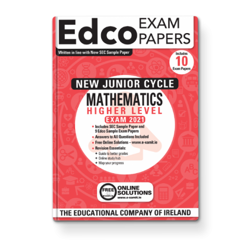 New Maths Higher Level Sample Papers