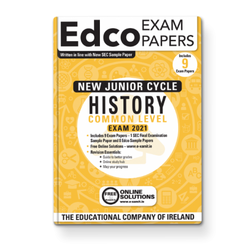 New History Common Level Sample Papers
