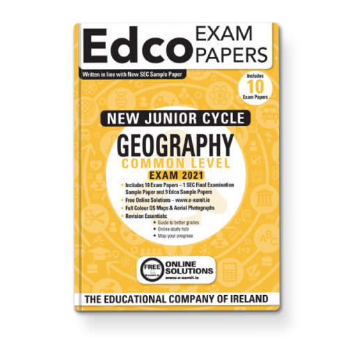 New Geography Common Level Sample papers