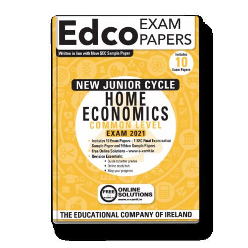 New Home Economics Common Level Sample